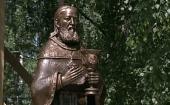 В Москве установлен памятник святому праведному Иоанну Кронштадтскому