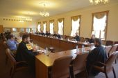 Состоялось очередное заседание комиссии по вопросам богословия Межсоборного присутствия Русской Православной Церкви