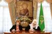 Подписание Соглашения о сотрудничестве между Русской Православной Церковью и Министерством здравоохранения РФ