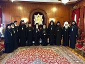 Епископ Наро-Фоминский Иоанн принял участие во встрече Предстоятеля Константинопольской Церкви с членами Исполнительного комитета Епископской ассамблеи США