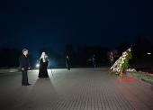 Слово Святейшего Патриарха Кирилла в Брестской крепости в годовщину начала Великой Отечественной войны
