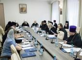 Состоялось заседание комиссии Межсоборного присутствия по вопросам духовного образования и религиозного просвещения