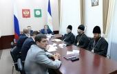 Состоялось совещание архиереев епархий и представителей регионов Приволжского федерального округа с заместителем полномочного представителя Президента России