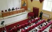 При поддержке конкурса «Православная инициатива» на базе Нижегородской духовной семинарии прошел межрегиональный обучающий семинар
