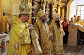 В Москве молитвенно отметили 330-летие основания храма Рождества Иоанна Предтечи на Пресне
