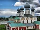 Святейший Патриарх Кирилл посетит Санкт-Петербургскую митрополию и Валаамский ставропигиальный монастырь