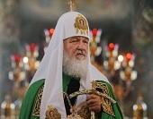 Проповедь Святейшего Патриарха Кирилла в день памяти преподобных Сергия и Германа Валаамских после Литургии в Валаамском монастыре