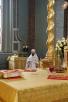 Патриарший визит в Санкт-Петербургскую митрополию. Литургия в Петропавловском соборе Санкт-Петербурга. Хиротония архимандрита Николая (Кривенко) во епископа Северобайкальского и Сосново-Озерского