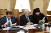 Заседание Попечительского совета по восстановлению Иосифо-Волоцкого монастыря