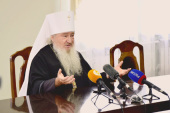 Митрополит Казанский и Татарстанский Феофан: В наше время основное — консолидация, а не противостояние