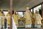 Проповедь Святейшего Патриарха Кирилла после Литургии в Ипатьевском монастыре