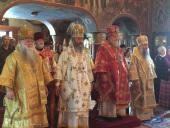 Предстоятель Украинской Православной Церкви совершает визит в США