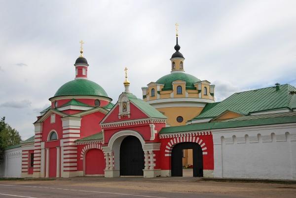 Борисоглебский Аносин ставропигиальный женский монастырь