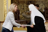 Подписано соглашение о сотрудничестве между Русской Православной Церковью и Счетной палатой Российской Федерации