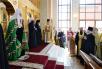 Освящение домового храма святого равноапостольного Владимира в Московском епархиальном доме