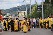 В Альметьевской епархии проходят торжества в честь равноапостольного князя Владимира