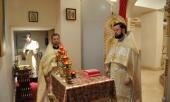 В ставропигиальном Екатерининском храме в Риме прошли торжества, посвященные равноапостольному князю Владимиру