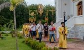 На таиландском острове Пхукет почтили память Крестителя Руси