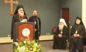 Представители Русской Православной Церкви приняли участие в мероприятиях визита Патриарха Антиохийского в США