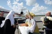 Начался Первосвятительский визит Святейшего Патриарха Кирилла в Нижегородскую митрополию