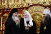 Патриарший визит в Нижегородскую митрополию. Посещение Вознесенского Печерского монастыря