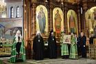 Слово Святейшего Патриарха Кирилла после всенощного бдения в Александро-Невском соборе в Нижнем Новгороде