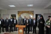 В Нефтекамской епархии открылась фотовыставка «Патриарх. Служение Богу, Церкви, людям»