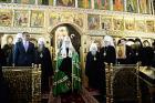 Слово Святейшего Патриарха Кирилла при посещении Покровско-Татианинского храма в Чебоксарах