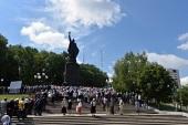 В Белгороде прошли торжества по случаю 1000-летия преставления основателя города — равноапостольного князя Владимира