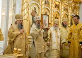Митрополит Санкт-Петербургский Варсонофий: Князь Владимир принес на Русь солнце Православия