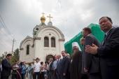 Завершилась реставрация здания Александро-Невского храма в китайском городе Ухань