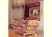 Ковчег с частицей мощей равноапостольного князя Владимира принесен в Кострому