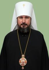 Савватий, митрополит Улан-Удэнский и Бурятский (Антонов Сергей Геннадьевич)