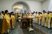 В Ивановской митрополии прошли торжества, посвященные 1000-летию преставления святого равноапостольного великого князя Владимира