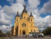 Ковчег с частицей мощей святого равноапостольного князя Владимира принесен в Нижний Новгород