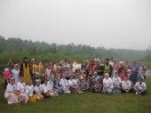 Читинской епархией организована миссионерская экспедиция молодежного лагеря «Дорога к храму»