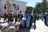 В Ярославской епархии начался крестный ход с Толгской иконой Божией Матери