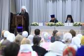 Более 800 православных педагогов принимают участие в XI Съезде православных законоучителей Екатеринбургской митрополии
