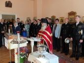 Северодвинские моряки-подводники обустроили домовый храм во имя святого князя Владимира
