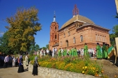 В Калуге прошли торжества, посвященные 500-летию преставления святого Лаврентия Калужского