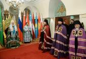 Наречение архимандрита Владимира (Новикова) во епископа Клинцовского и Трубчевского
