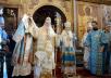 Служение Предстоятелей Александрийской и Русской Православных Церквей в праздник Успения Пресвятой Богородицы