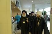 Завершился паломнический визит Предстоятеля Александрийской Православной Церкви в Русскую Православную Церковь