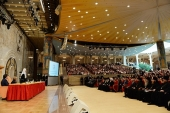Пленарное заседание V Общецерковного съезда по социальному служению