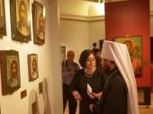В Государственной Третьяковской галерее открылась выставка «Симон Ушаков — царский изограф»