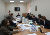 Митрополит Волоколамский Иларион возглавил заседание Общецерковного докторского диссертационного совета