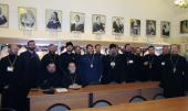 Священнослужители 20 епархий прошли в Москве стажировку по пастырским вопросам социального служения