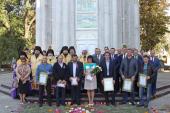 В Белгороде освятили часовню в честь святого равноапостольного князя Владимира