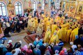 В Чимкентской епархии прошли празднования в честь 1000-летия преставления равноапостольного князя Владимира