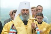 Митрополит Киевский Онуфрий обратился к президенту Украины в связи с избиением верующих на Тернопольщине